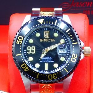 FIRM PRICE-ON SALE-INVICTA LIMITED EDITION JASON